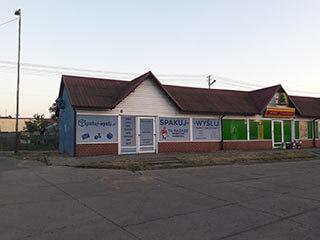 Punkt Paczkowy w Skierniewicach